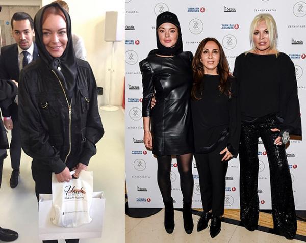 e1c58fbf7 أسبوع الموضة المحتشم في لندن 2018: موديلات تحاكي ستايل كلّ امرأة وترضي كلّ  الأساليب